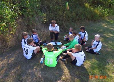 E1 - Punktspiel bei Kickers 94 Markkleeberg 2:4