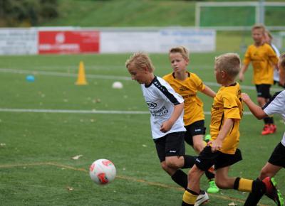 E1 - Punktspiel gegen den SV Concordia Schenkenberg 7:1
