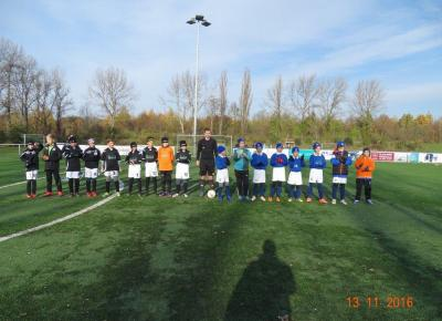 E1 - Punktspiel gegen den Roßweiner SV 4:3