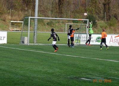 E1 - Punktspiel gegen den SSV Markranstädt 5:1