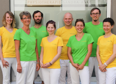 Neuer Kooperationspartner: Physiotherapie Anke