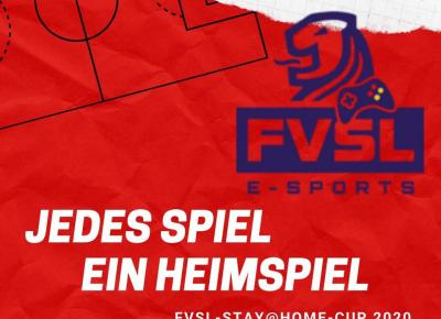FVSL-Stay@Home-Cup 2020 in FIFA 20 (PlayStation 4)