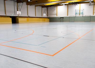 Hygieneregeln Spiel- und Trainingsbetrieb Sporthalle
