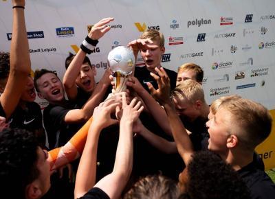 Erfolgreiche Saison des Rotations-Nachwuchses - Stadtpokalsieger C2!