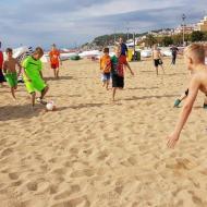 Rotation in Spanien mit 4 Jugendteams am Start