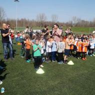 18.Kindergartenturnier mit 11 Teams